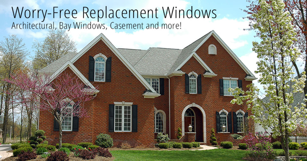 Worry Free Replacement Windows